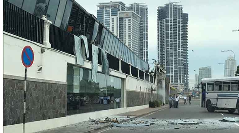 Sri Lanka Colombo Bomb Blast in Churches and Star Hotels