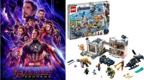 Avengers Endgame New Lego Sets , Image Courtesy - Lego