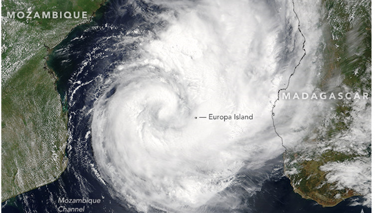 Mozambique Cyclones