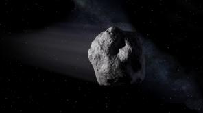 Asteroid Apophis Representational Image