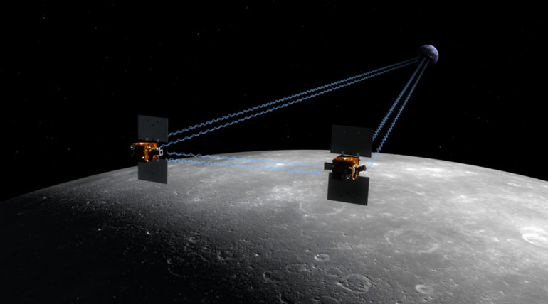 NASA mission to moon