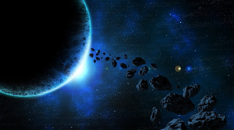 Monstrous Double Asteroid will Sail Across the Earth