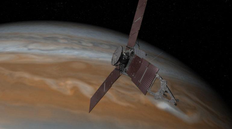 NASA Juno Space Craft