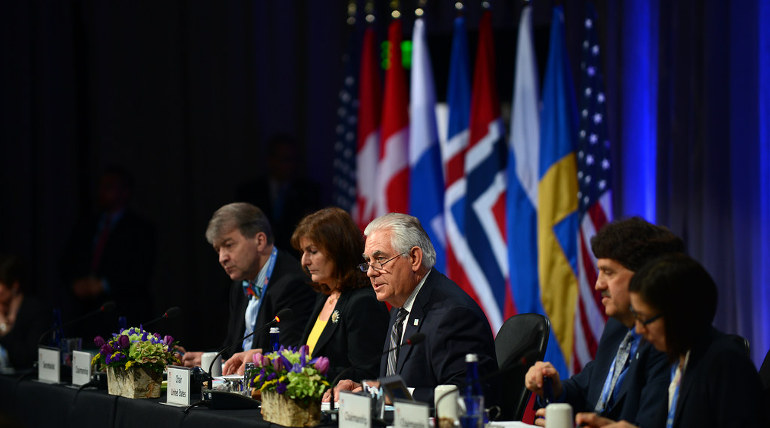 Arctic Council Ministerial Meeting (Rep Image)