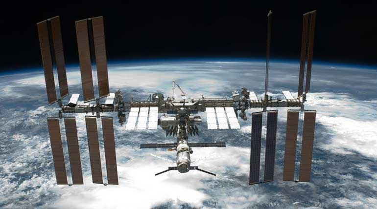 Space Station Tour