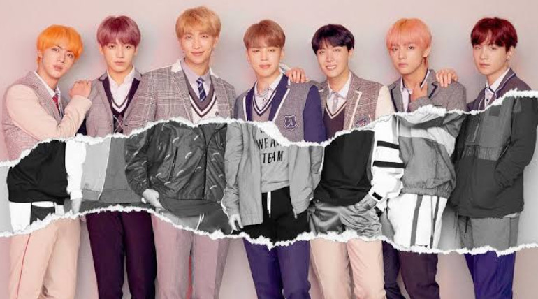 BTS is Back: The Return of The Kings From Vacation