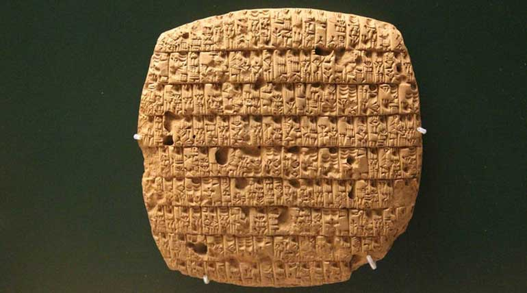 Now, Epigraphists can use an AI to Restore Ancient Texts