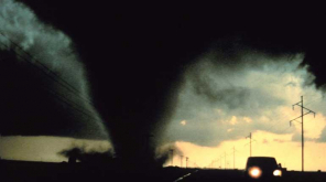 Tornado Touchdown in northern Dallas left residents without Electricity
