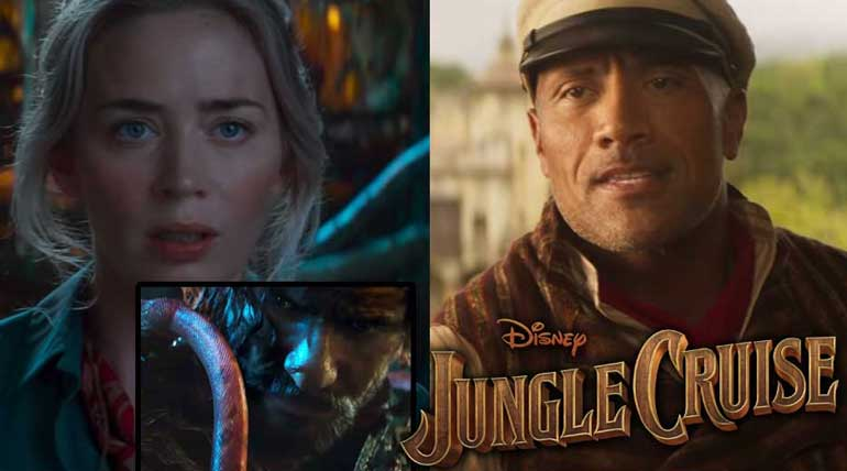 Watch Disney Jungle Cruise trailer and excite audiences worldwide from July 24, 2020