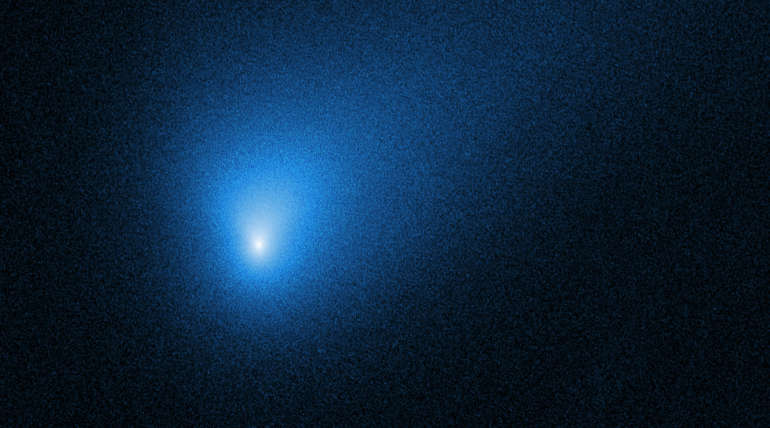 An Interstellar Comet About to Pass Earth on December 8, 2019