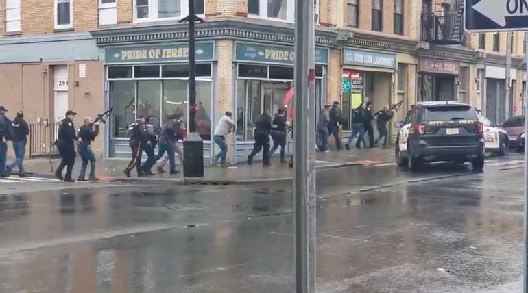 Jersey City Shootout December 2019
