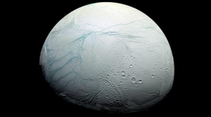 Astronomers Explained What the Tiger Stripes on the Enceladus Moon are