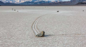 Sailing Stones Track Discovered