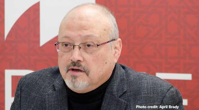 Five of Khashoggi killers sentenced to death