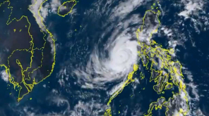 Typhoon Phanfone Killed 16 in Central Philippines