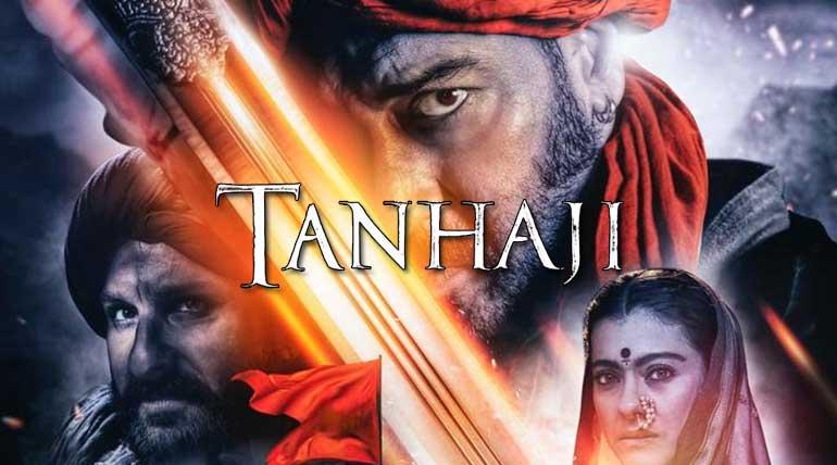 Tamilrockers Leaked Tanhaji Hindi Full Movie Online