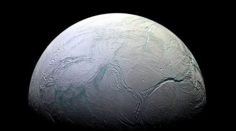 Scientists Found Hints for Life on Enceladus the Moon of Saturn