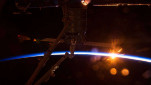 International Space Station / Image Courtesy- NASA