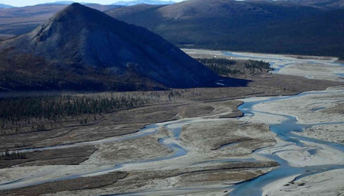 Thawing of Permafrost in the Arctic / Image Courtesy - nps