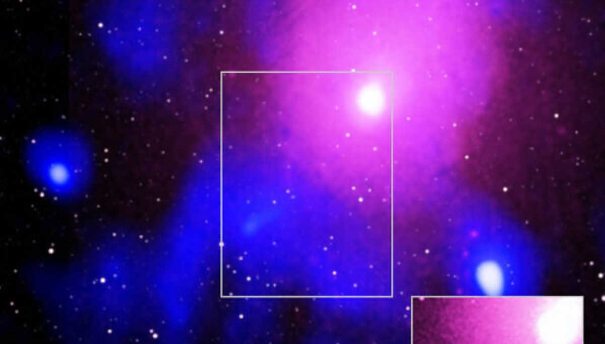 largest Explosion Created by a Super massive Black Hole