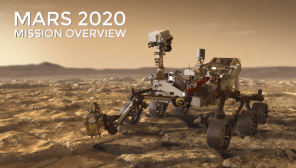 Mars 2020 Rover Name