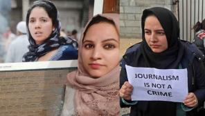 Kashmir Women PhotoJournalist charged for anti-social media posts under UAPA Act