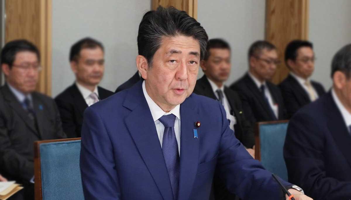 Japan Prime Minister Shinzo Abe Confirmed Stimulus Money for all Residents
