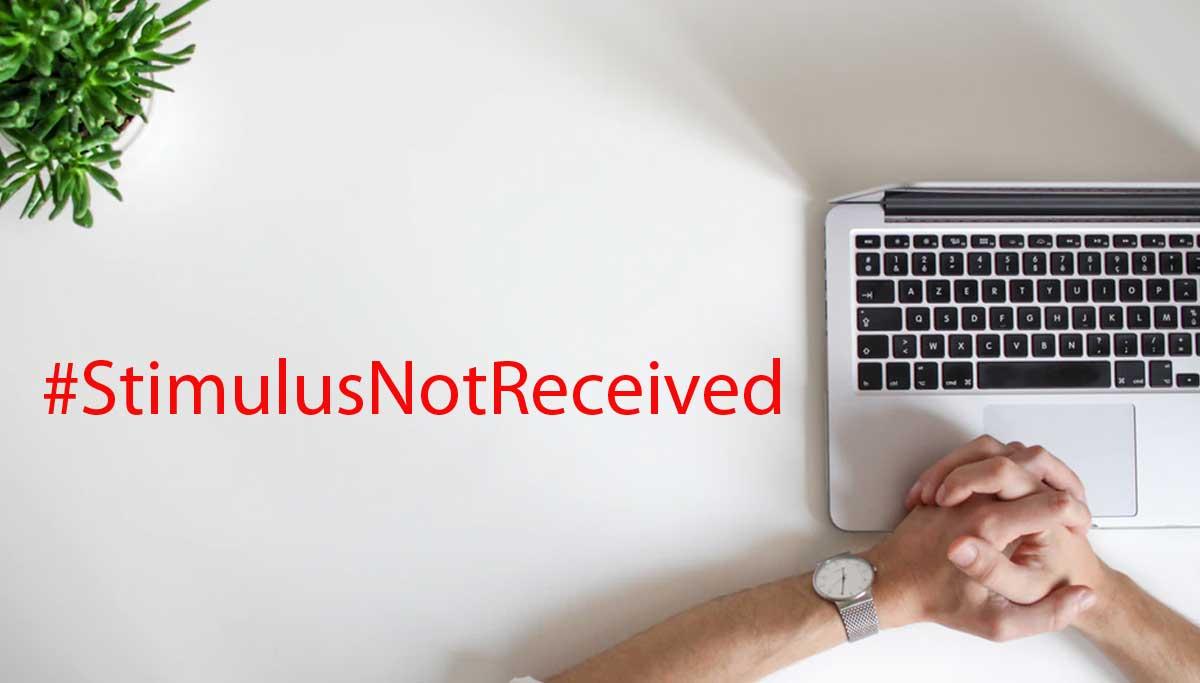 USA Coronavirus Stimulus Money not received