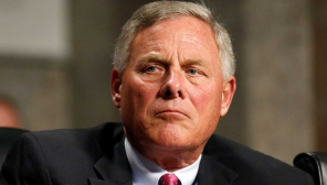 senator from North Carolina, Richard Burr