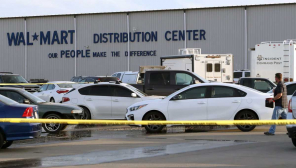 Walmart Distribution Center Shootout. MIKE CHAPMAN/RECORD SEARCHLIGHT