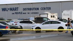 Walmart Distribution Center Shootout. MIKE CHAPMAN/RECORD SEARCHLIGHT