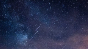 Enjoy hundred of shooting stars lighting up the sky from August 11 - 12 nights