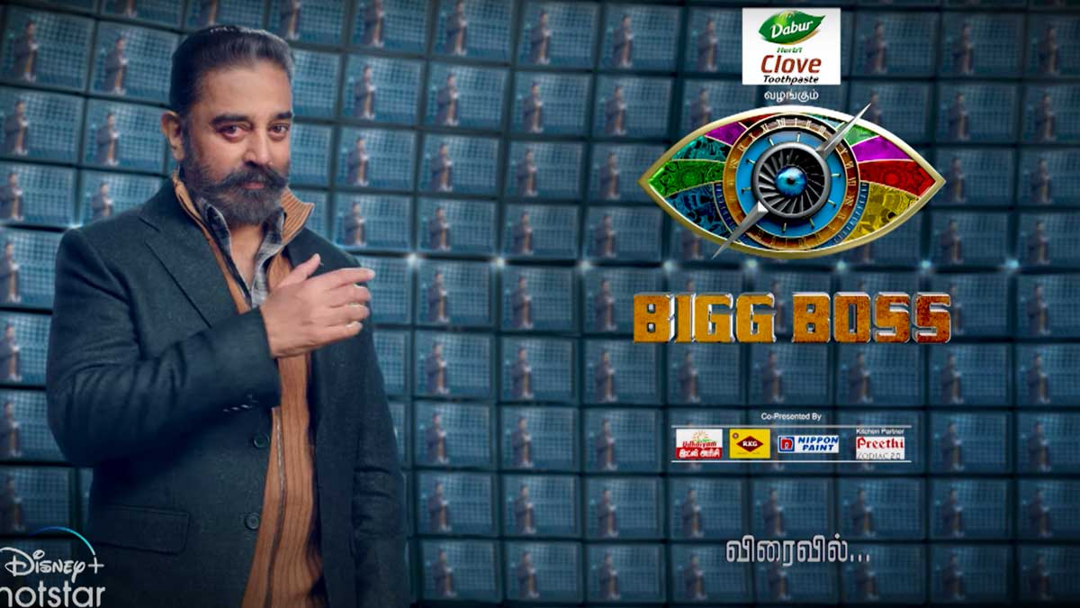 Bigg Boss Tamil 4: COVID-19 Social Message in Promo by the Host Kamal