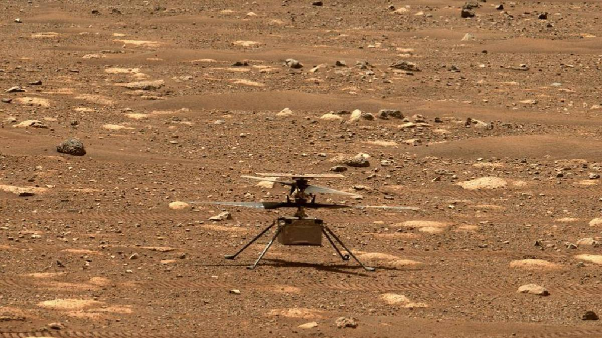 NASA Updates: Ingenuity Helicopter is To Take First Flight ...