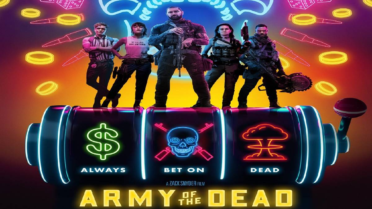 Army of the Dead (2021) Movie Poster